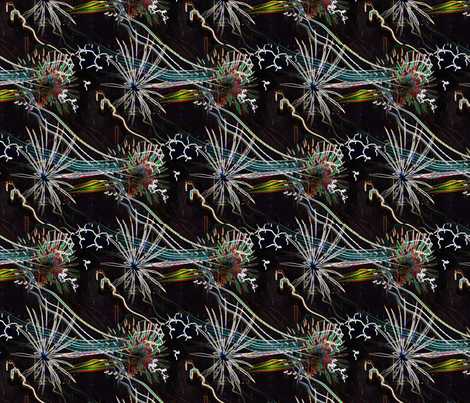 Celebrate_ fabric by farrellart on Spoonflower - custom fabric