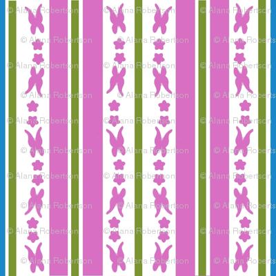 Butterfly Stripes