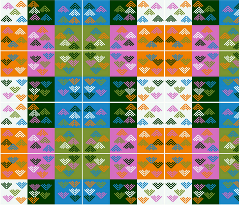 butterflies are free! fabric by sherryann on Spoonflower - custom fabric