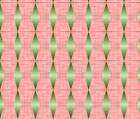 picnic_cloth_on_the_grass fabric by vinkeli on Spoonflower - custom fabric