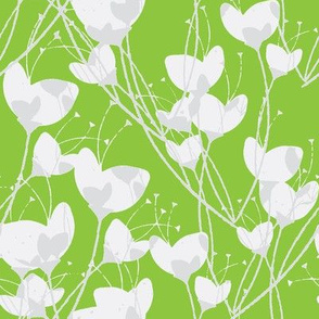 Primrose Green Background