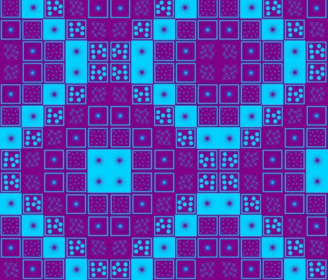 feu_d_artifice fabric by paky on Spoonflower - custom fabric