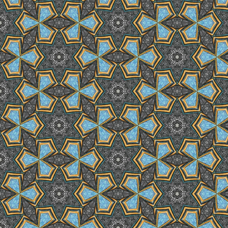 Lady Pirate's Stormstar fabric by siya on Spoonflower - custom fabric