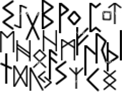 Runic Writing