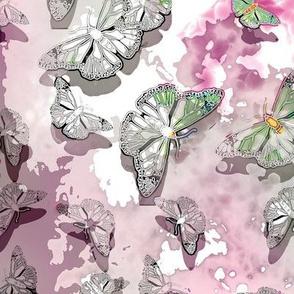 Butterfly Motif 14