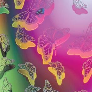 Butterfly Motif 18