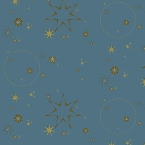 teal-stars