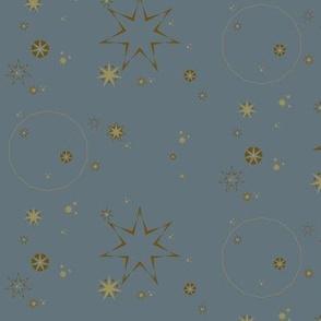fadedblue-stars