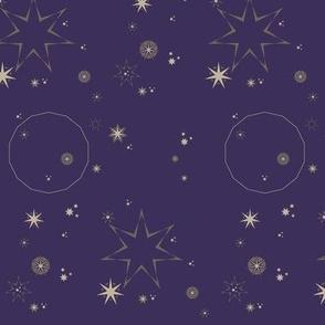 violet-stars