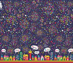 Fireworks in Rotterdam ^^