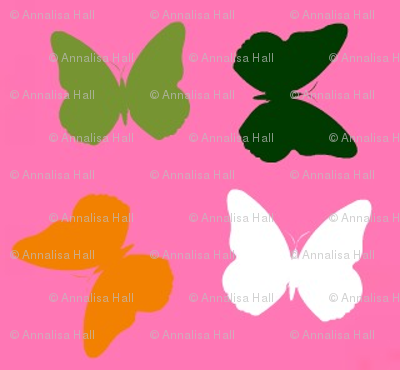 Apiculate Butterflies