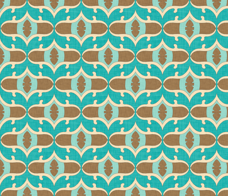 daquiri_loop_linen fabric by holli_zollinger on Spoonflower - custom fabric