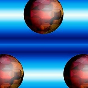 marble_ball_in_blue_sky