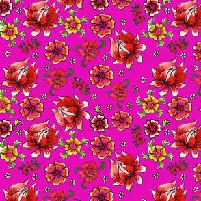 fleur_de_bohème__pink_S
