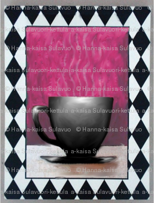 coffeecup pink