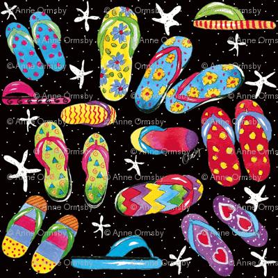 flip-flop fun