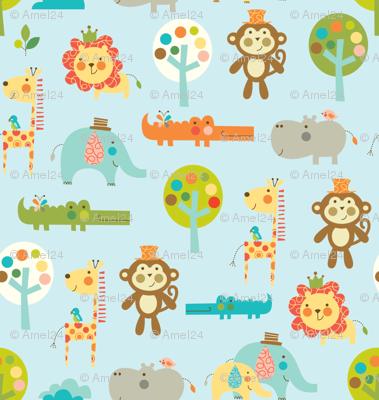 mini jungle love