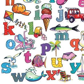 alphabet bay