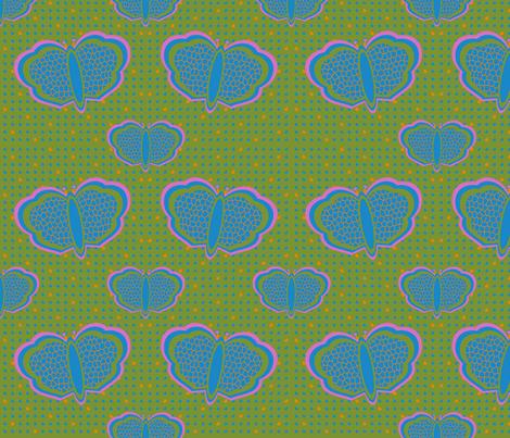ButterflyPattern fabric by danielapuliti on Spoonflower - custom fabric