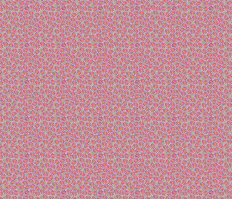 © 2011 FLEURDEJOIE roses fabric by glimmericks on Spoonflower - custom fabric