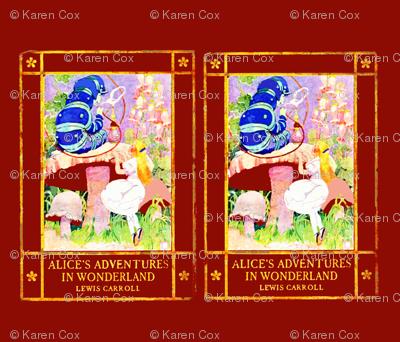 Jessie's Alice in Wonderland