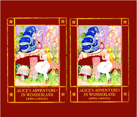 Jessie's Alice in Wonderland