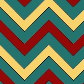 Monster Men Chevron