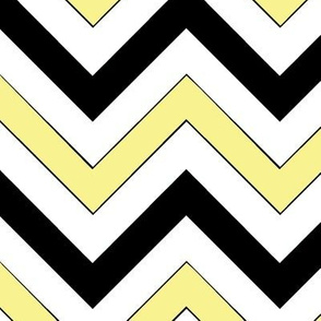 Yellow Chevrons