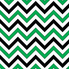 Green Chevrons