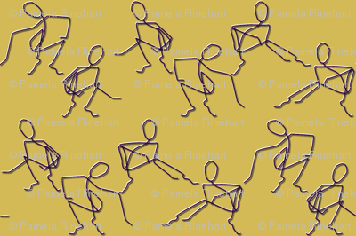 ©2011 dancers mustard