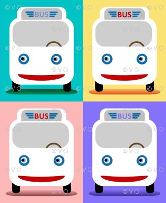 Bus Convoy!