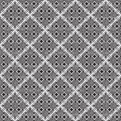 Lattice black and white inverted