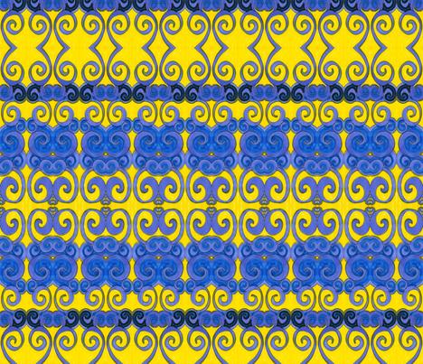 WaterGate fabric by joonmoon on Spoonflower - custom fabric