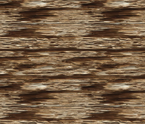 Worn Wood fabric by animotaxis on Spoonflower - custom fabric