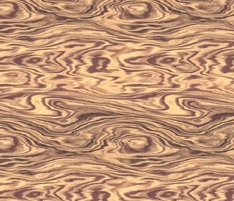 Knotted Wood fabric by animotaxis on Spoonflower - custom fabric