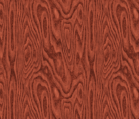 Mahogany Panel fabric by animotaxis on Spoonflower - custom fabric