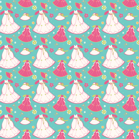 Nonsensibility fabric by eppiepeppercorn on Spoonflower - custom fabric
