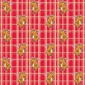 Tapir Love (red)