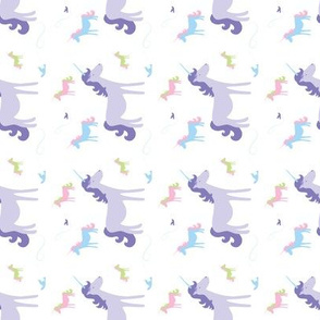 unicorns_multi color with birds