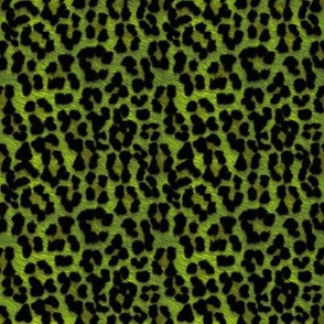 ©2011 leopardprint green