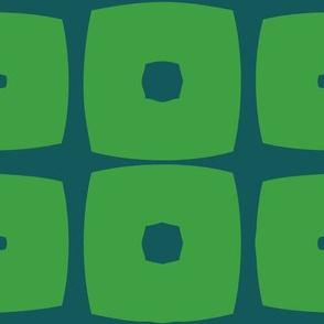 Cubes A (Green)