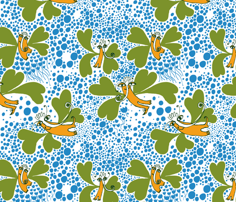 herzfalter fabric by punze on Spoonflower - custom fabric