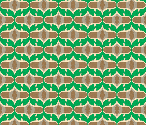 kelly_loop_linen fabric by holli_zollinger on Spoonflower - custom fabric