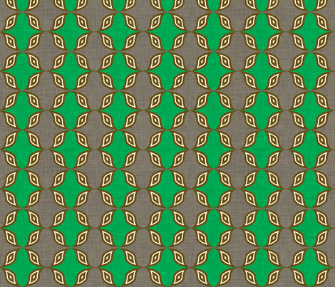 kelly_sprouts fabric by holli_zollinger on Spoonflower - custom fabric