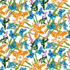 Karner Blue Butterfly Garden