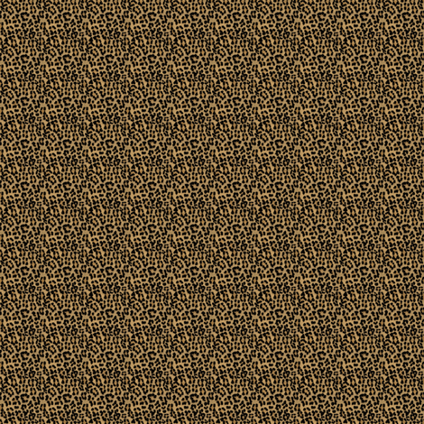 ©2011 Micro20 leopardprint fabric by glimmericks on Spoonflower - custom fabric