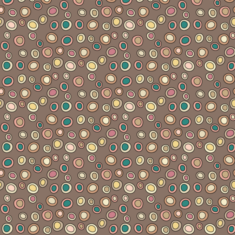 Mini Drops fabric by catru on Spoonflower - custom fabric