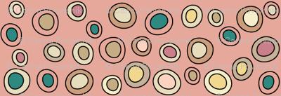 Mini Drops -pink