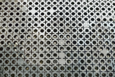 Grating Underfoot