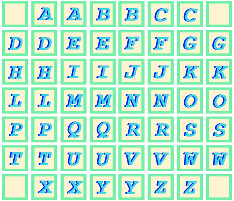 LetterShadow~8